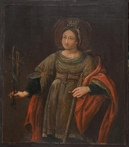 St.Barbara